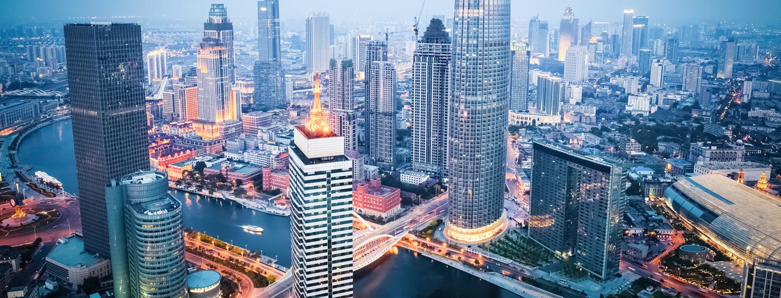 China's emerging cities
