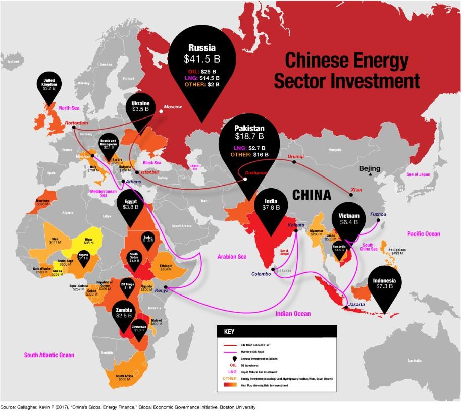 China energy investment europe magazine enforex madrid school of marketing