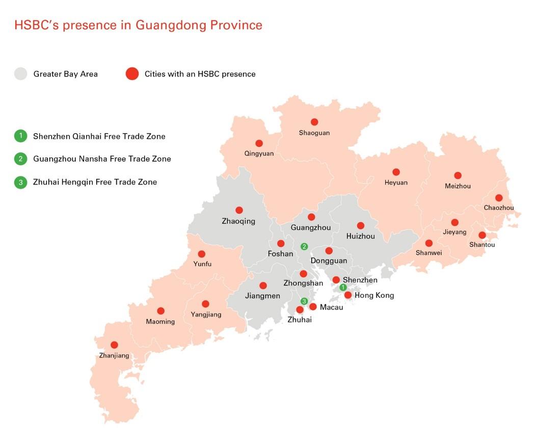 Global Commercial Banking Hsbc Guangzhou, shenzhen, zhuhai, foshan, zhongshan, dongguan. global commercial banking hsbc